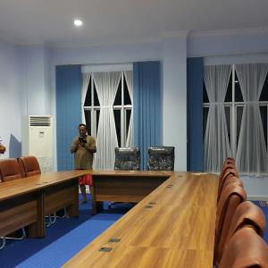 Kantor Kabupaten Yalimo Papua