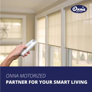Onna Motorized, Partner for Your Smart Living