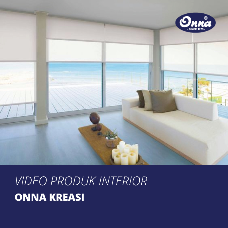 Video Produk Interior Onna Kreasi