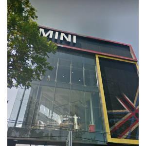 Kantor Mini Cooper